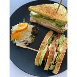 Clubsandwich Avocado, Kip &...