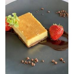 Huisgemaakte Cheesecake