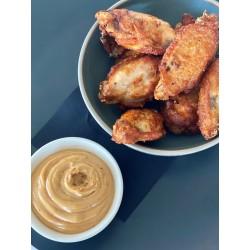 Chicken wings 8 stuks met...