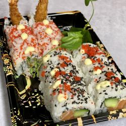 Sushi DEAL 2 - ebi tempura...
