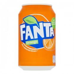 Fanta Orange Blik