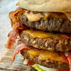 LEEN XXL Burger 600gram met...