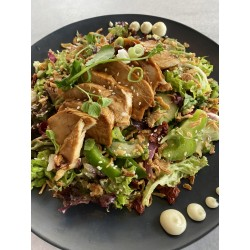 Salade chicken teriyaki
