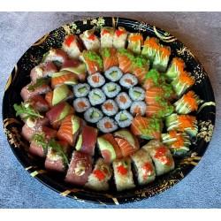 Sushi Maandbox Deluxe 64 stuks