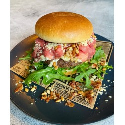 Carpaccio Burger - Burger...